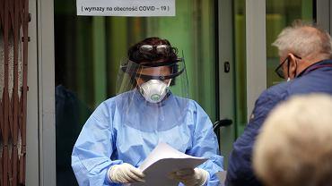 Koronawirus. Ministerstwo Zdrowia informuje o kolejnych ofiarach śmiertelnych COVID-19 (zdjęcie ilustracyjne)