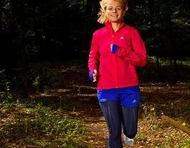 Ania Szczypczyńska przygotowuje się do debiutu w 34. Maratonie Warszawskim.