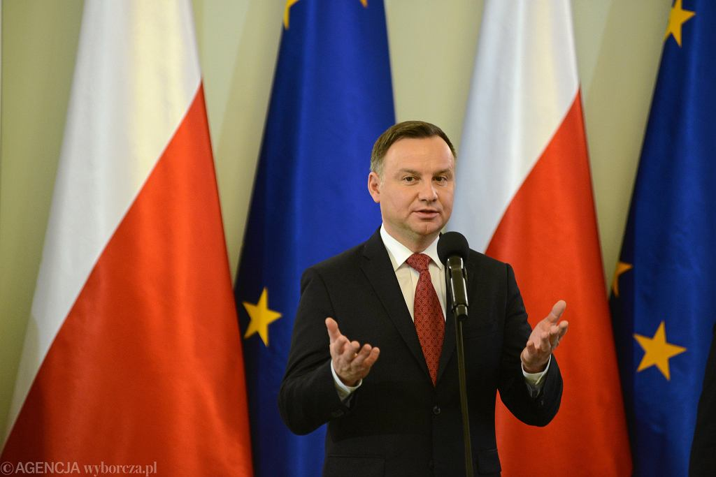 Bartosz Niedzielski odznaczony przez prezydenta Dudę. To on próbował powstrzymać zamachowca ze Strasburga