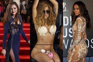 Selena Gomez, Lady Gaga, Ciara.