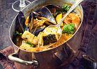Bouillabaisse, czylifrancuska zupa rybna