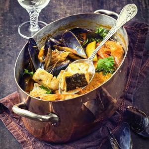 Bouillabaisse, czyli zupa rybna
