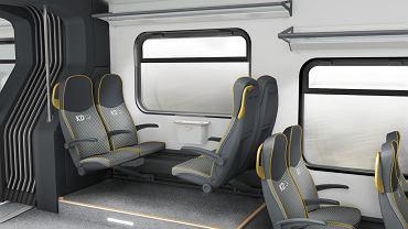 Pociąg Impuls II od Newagu dla Kolei Dolnośląskich