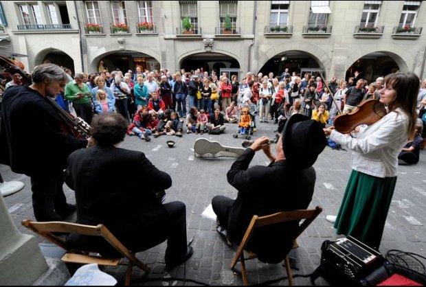 Festiwal muzyki kameralnej La Folia/ fot. CC BY-SA 2.0/ Buskers Bern/ Flickr.com