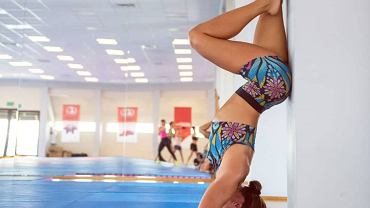 Anna Lewandowska - trening