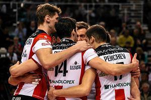 Asseco Resovia nie zawiodła przed świętami. Pewne zwycięstwo w Krakowie w Pucharze Polski