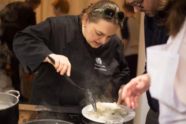Joanna Jakubiuk, szefowa kuchni Masuria Arte