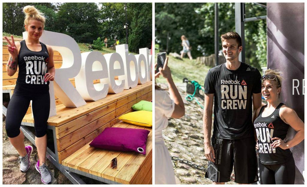 'Odpłyń w biegu' - prezentacja najnowszego buta biegowego marki Reebok