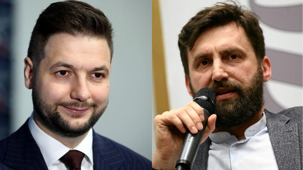 Patryk Jaki, Kamil Dąbrowa
