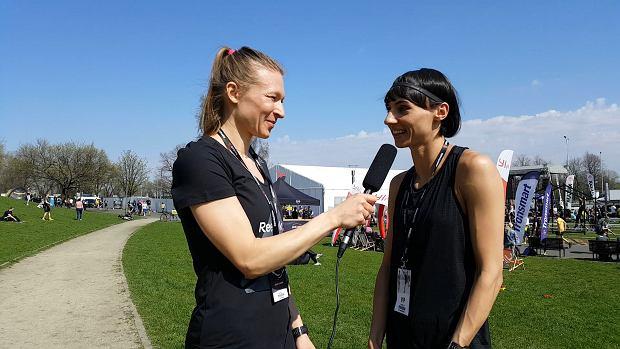 Anna Kiełbasińska: muszę biegać na bardzo wysokim poziomie, żeby wejść do sztafety 4x400 m [wideo]