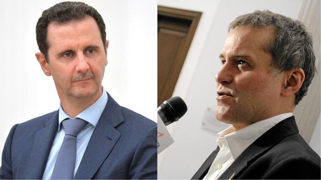 Bashar al-Assad, Cezary Gmyz