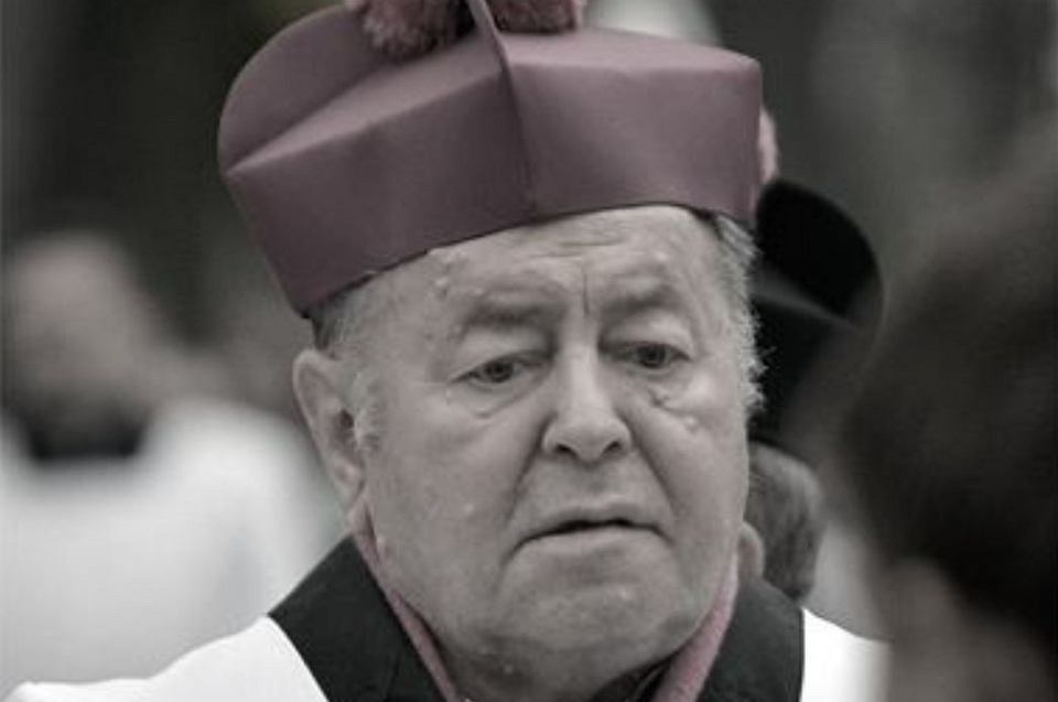 Biskup Bogdan Wojtuś