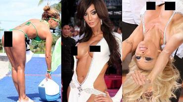 Pamela Anderson, Jennifer Nicole Lee, Yasmine Petty.