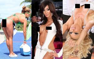 Pamela Anderson, Jennifer Nicole Lee, Yasmine Petty
