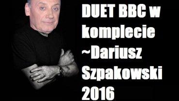 Dariusz Szpakowski w najwyższej formie