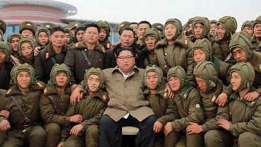 Ćwiczenia wojskowe w Korei Płn.
