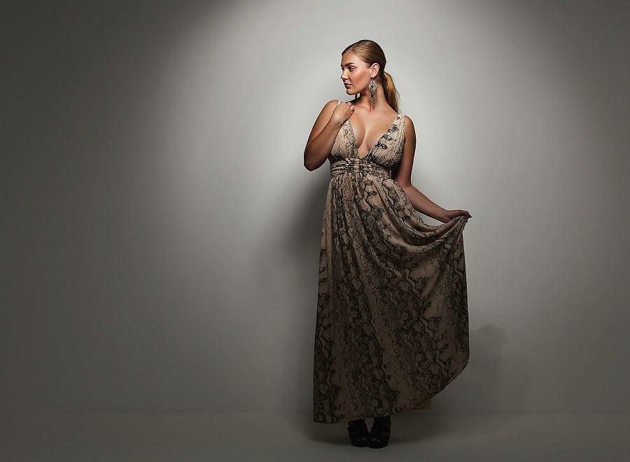 Sukienki na Sylwestra plus size