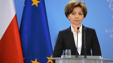Minister Marlena Maleg