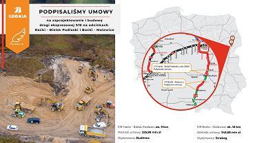 Dwa nowe fragmenty Via Carpatia S19 na Podlasiu
