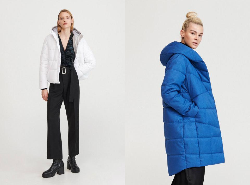 Eleganckie kurtki zimowe damskie 2019