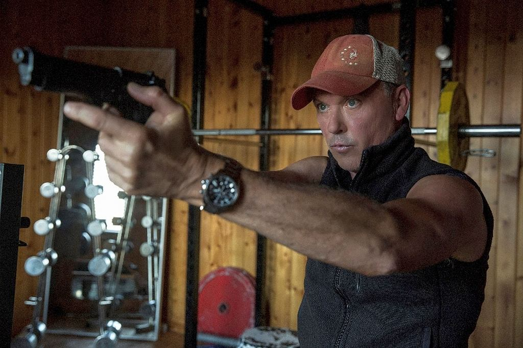 Michael Keaton w 'American Assassin'