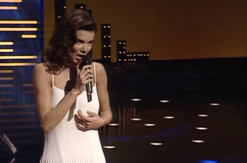 Edyta Górniak - To nie ja (Eurowizja 1994)
