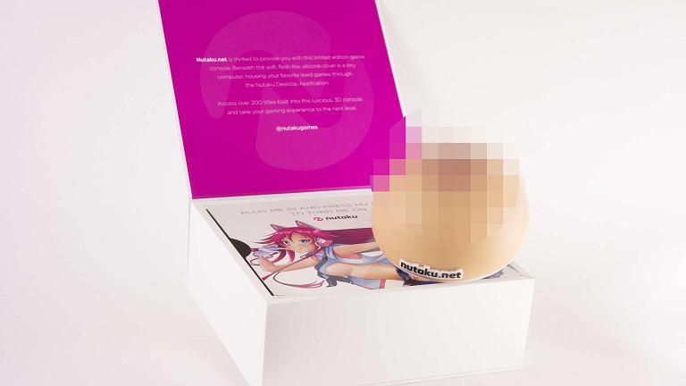 Nutaku - konsola w kształcie piersi