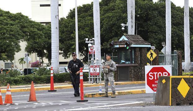 USA. Strzelanina w bazie wojskowej w Pearl Harbor