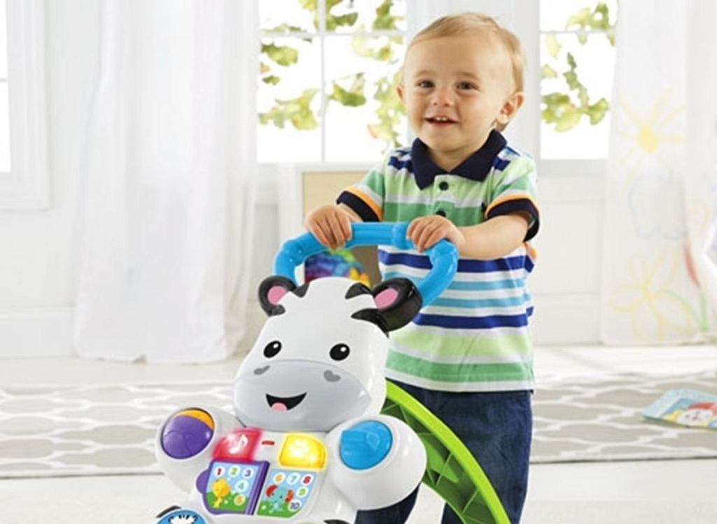 Chodzik Zebra od Fisher-Price