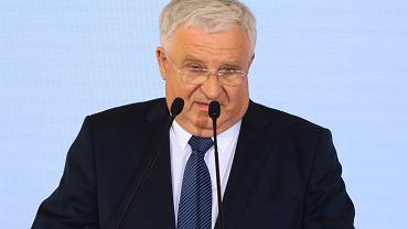 Prezes NFOŚiGW Kazimierz Kujda