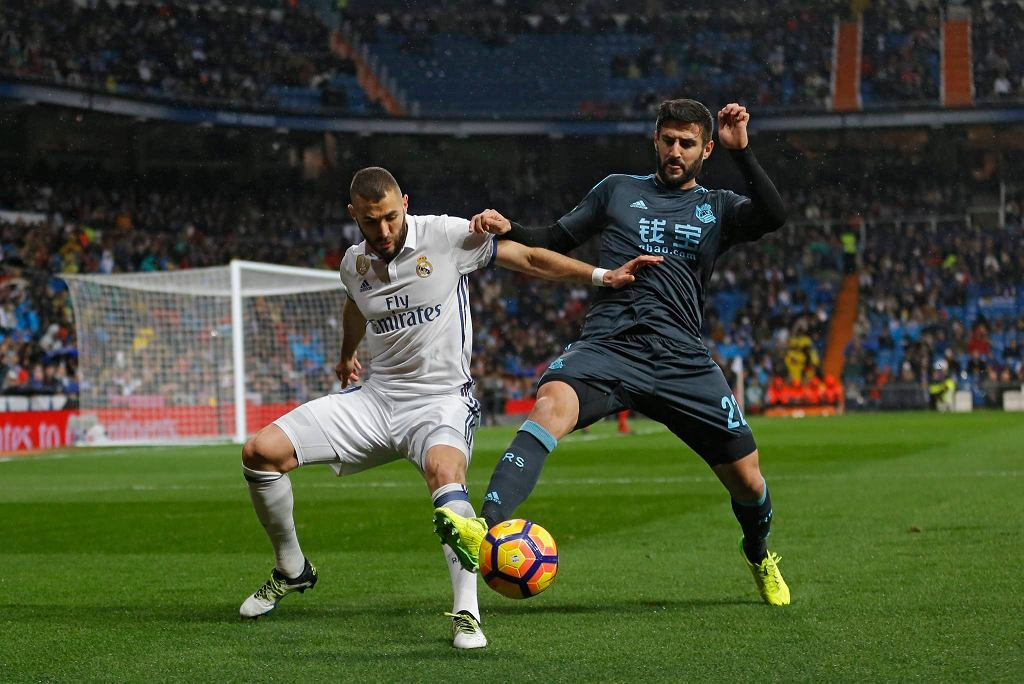 Real Madryt - Real Sociedad