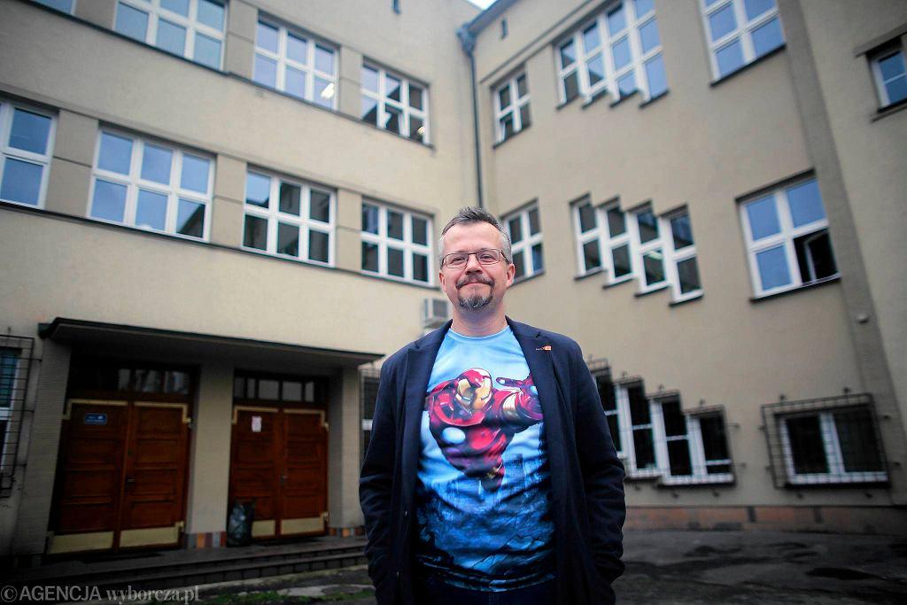 Jarosław Gwizdak, kandydat na prezydenta Katowic