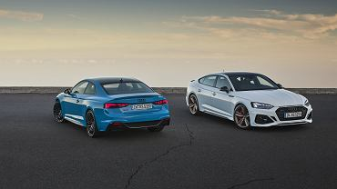 Audi RS 5 Coupe i RS 5 Sportback 2020