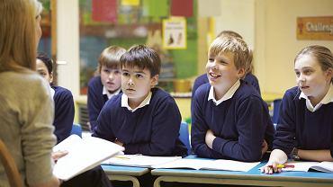 Dzień Nauczyciela 2021 (szkoła - zdjęcie ilustracyjne)