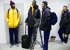Najsłynniejsi pasażerowie lotniska w Babimoście: koszykarzy Barcelony witaliśmy winem i miodem