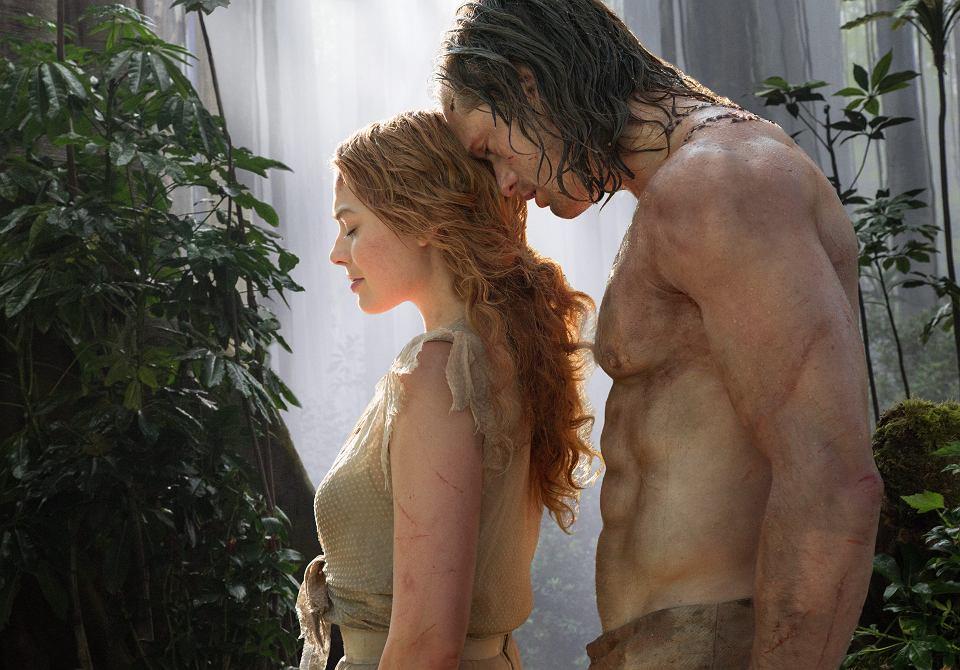 Tarzan Legenda Warner