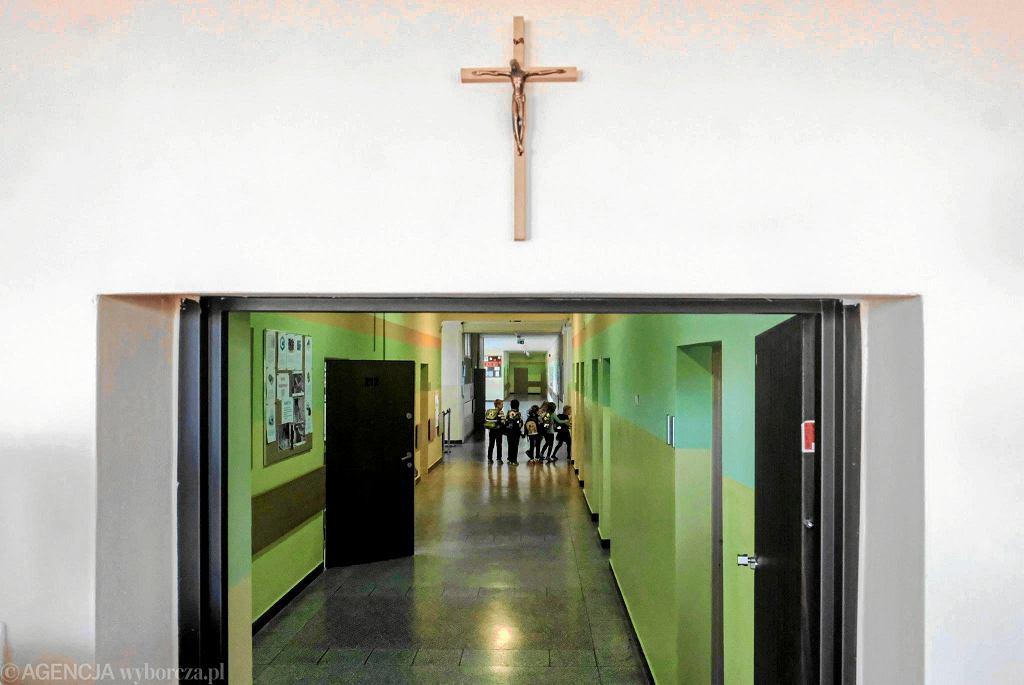 Religia w szkole. Zdjęcie ilustracyjne