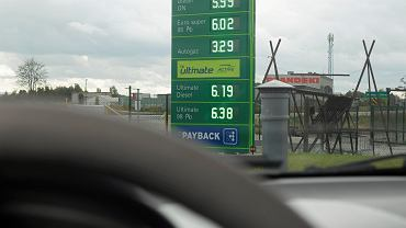 """Rekordowe ceny paliw. """"Jeśli cena ropy dalej będzie rosnąć, zapłacimy 7-7,50 zł za litr"""""""