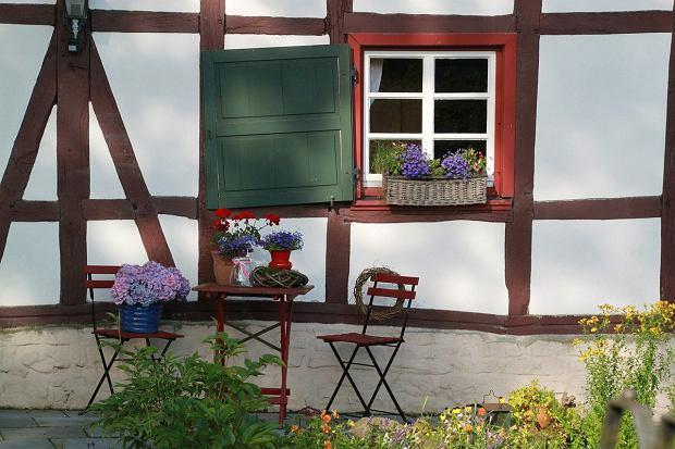 Z rodzinnego domu w Osthofen Natalie wyprowadzała się dwa razy (fot. Pixabay)