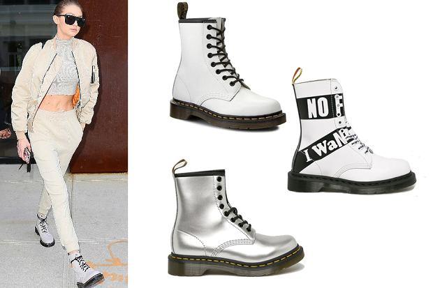 buty Dr. Martens / www.whowhatwear.co.uk/ materiały prasowe