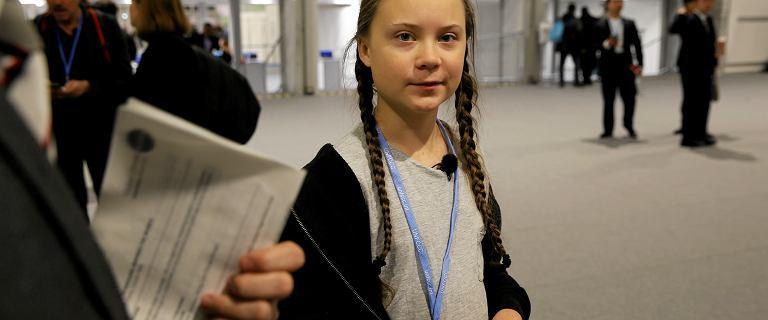 Greta Thunberg z nieoczekiwaną wizytą w Polsce. Miała odwiedzić kopalnię węgla
