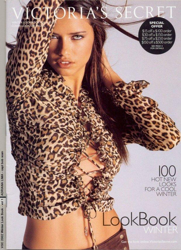 Katalog Victoria's Secret 2002