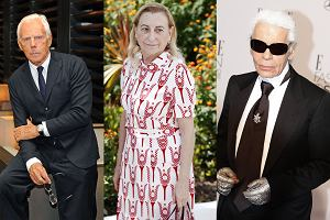 Najbardziej znani projektanci mody. 28 nazwisk, które rządzą w branży
