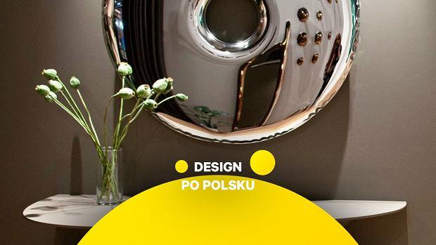 Z cyklu 'Design po polsku'. Przedpokój to wizytówka polskiego domu. Jak go urządzić posługując się rodzimym designem?