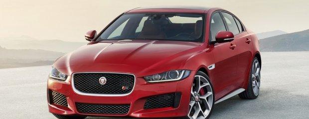 Salon Paryż 2014 | Nowy Jaguar XE | BMW serii 3 na celowniku