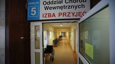 Oddział Chorób Wewnętrznych w szpitalu w Zdrojach