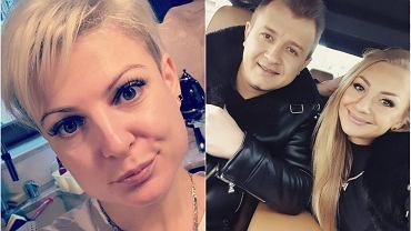 Marta Narożna, Dawid Narożny z partnerką