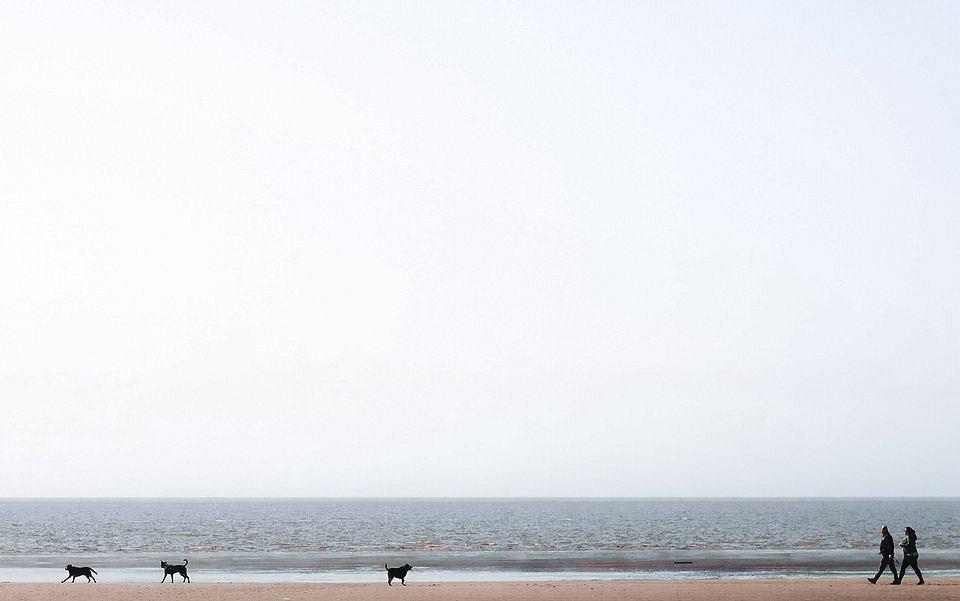 Zimą nad morze można uciec przed smogiem