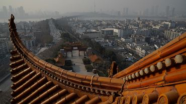 Chiny, Wuhan.