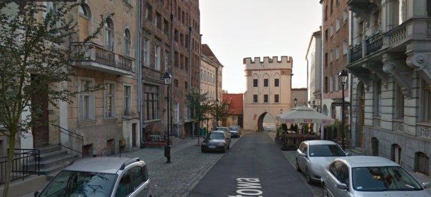 Ulica Mostowa, Toruń